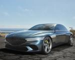 2021 Genesis X Concept Front Three-Quarter Wallpapers  150x120 (2)