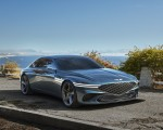 2021 Genesis X Concept Wallpapers HD