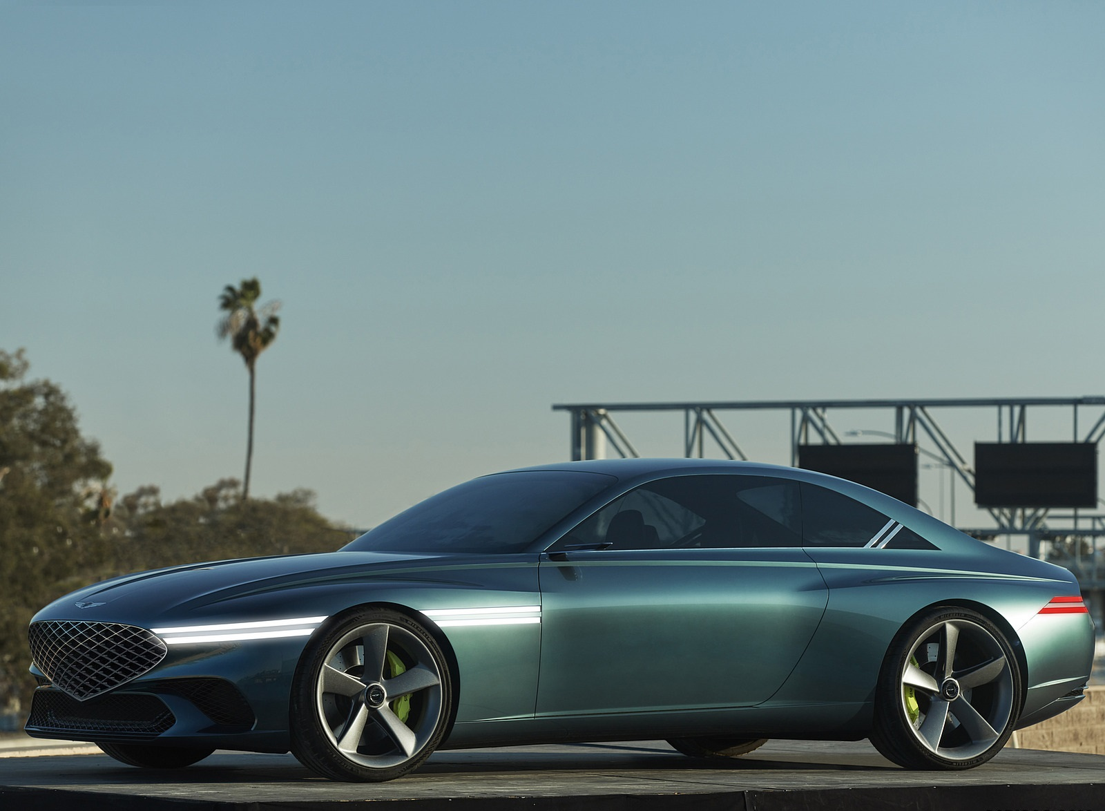 2021 Genesis X Concept Side Wallpapers (5)