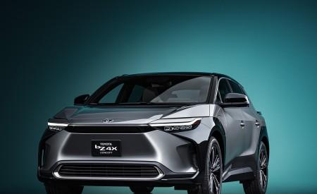 2021 Toyota bZ4X BEV Concept Wallpapers HD