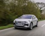 2022 Audi Q4 Sportback e-tron Wallpapers HD