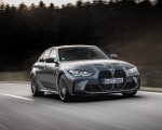 2022 BMW M3 Competition M xDrive  Wallpapers HD