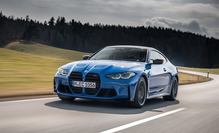 2022 BMW M4 Competition M XDrive  Wallpapers HD