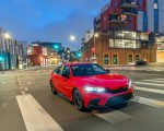 2022 Honda Civic Sedan Sport with HPD Package Front Three-Quarter Wallpapers 150x120 (7)