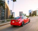 2022 Honda Civic Sedan Sport with HPD Package Rear Three-Quarter Wallpapers 150x120 (5)