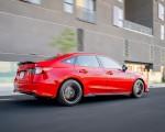 2022 Honda Civic Sedan Sport with HPD Package Rear Three-Quarter Wallpapers 150x120 (3)