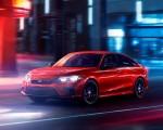 2022 Honda Civic Sport Front Three-Quarter Wallpapers  150x120 (26)