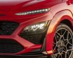 2022 Hyundai Kona N Headlight Wallpapers 150x120 (30)