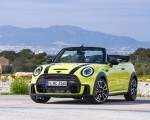 2022 MINI John Cooper Works Cabrio Front Wallpapers  150x120 (21)