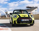 2022 MINI John Cooper Works Cabrio Front Wallpapers  150x120 (5)
