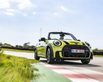 2022 MINI John Cooper Works Cabrio Front Wallpapers 150x120 (3)