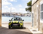 2022 MINI John Cooper Works Cabrio Front Wallpapers 150x120 (27)