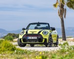 2022 MINI John Cooper Works Cabrio Front Wallpapers  150x120 (22)