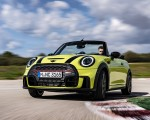 2022 MINI John Cooper Works Cabrio Front Wallpapers  150x120 (2)