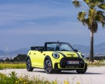 2022 MINI John Cooper Works Cabrio Front Wallpapers 150x120 (23)