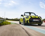 2022 MINI John Cooper Works Cabrio Front Wallpapers 150x120 (6)