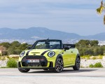 2022 MINI John Cooper Works Cabrio Front Wallpapers 150x120 (24)