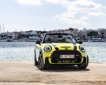 2022 MINI John Cooper Works Cabrio Front Wallpapers 150x120 (19)
