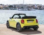 2022 MINI John Cooper Works Cabrio Rear Three-Quarter Wallpapers 150x120 (20)
