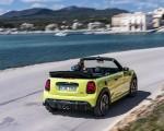 2022 MINI John Cooper Works Cabrio Rear Three-Quarter Wallpapers 150x120 (14)