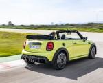 2022 MINI John Cooper Works Cabrio Rear Three-Quarter Wallpapers 150x120 (7)
