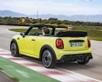 2022 MINI John Cooper Works Cabrio Rear Three-Quarter Wallpapers 150x120 (4)