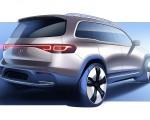2022 Mercedes-Benz EQB Design Sketch Wallpapers 150x120 (43)