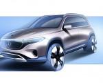 2022 Mercedes-Benz EQB Design Sketch Wallpapers 150x120 (42)