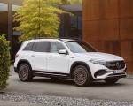 2022 Mercedes-Benz EQB Edition 1 (Color: Digital White) Front Three-Quarter Wallpapers 150x120 (10)