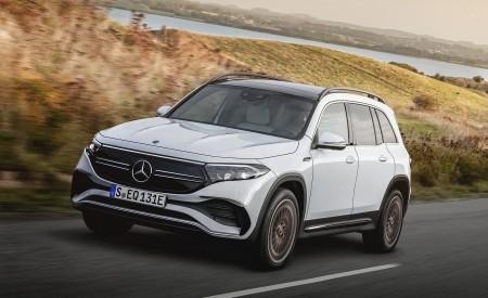 2022 Mercedes-Benz EQB Wallpapers HD