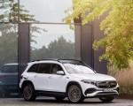 2022 Mercedes-Benz EQB Edition 1 (Color: Digital White) Front Three-Quarter Wallpapers 150x120 (7)