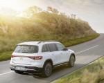 2022 Mercedes-Benz EQB Edition 1 (Color: Digital White) Rear Three-Quarter Wallpapers 150x120 (4)