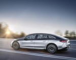 2022 Mercedes-Benz EQS 580 4MATIC AMG-Line Edition 1 (Color: High-Tech Silver Obsidian Black) Side Wallpapers 150x120 (6)
