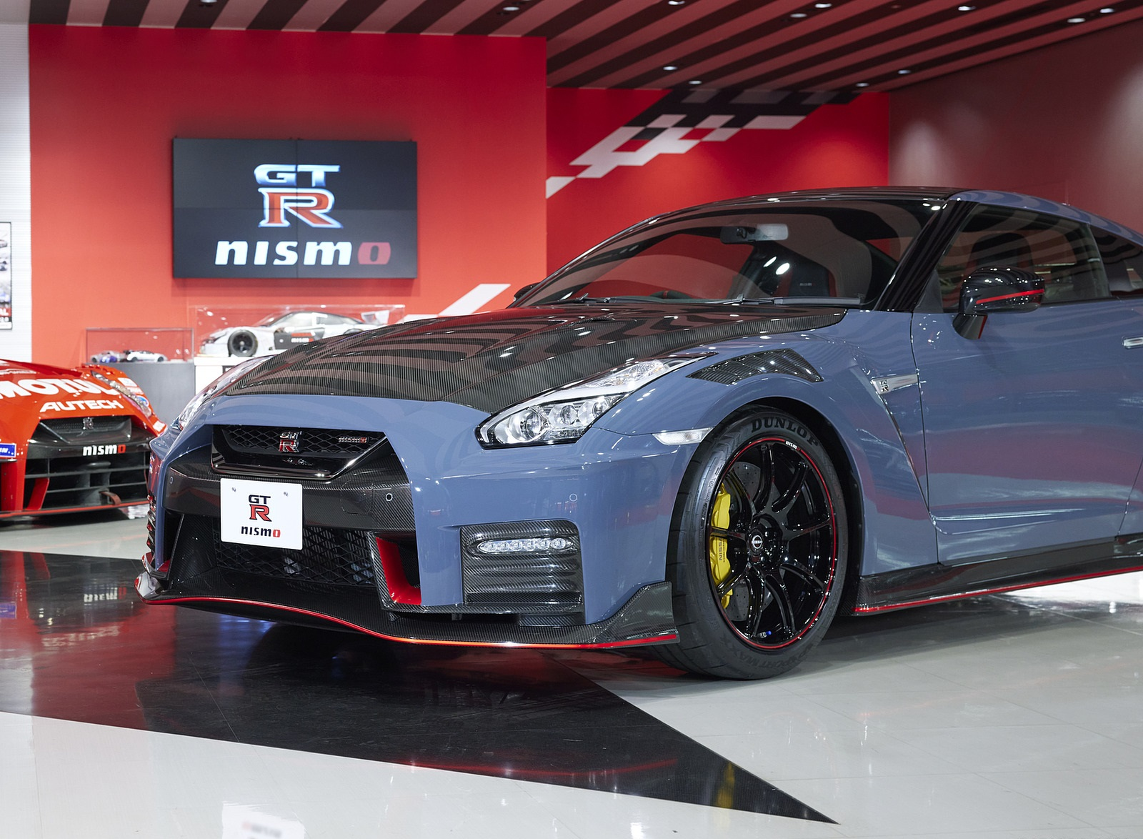 2022 Nissan GT-R NISMO Special Edition Detail Wallpapers (9)