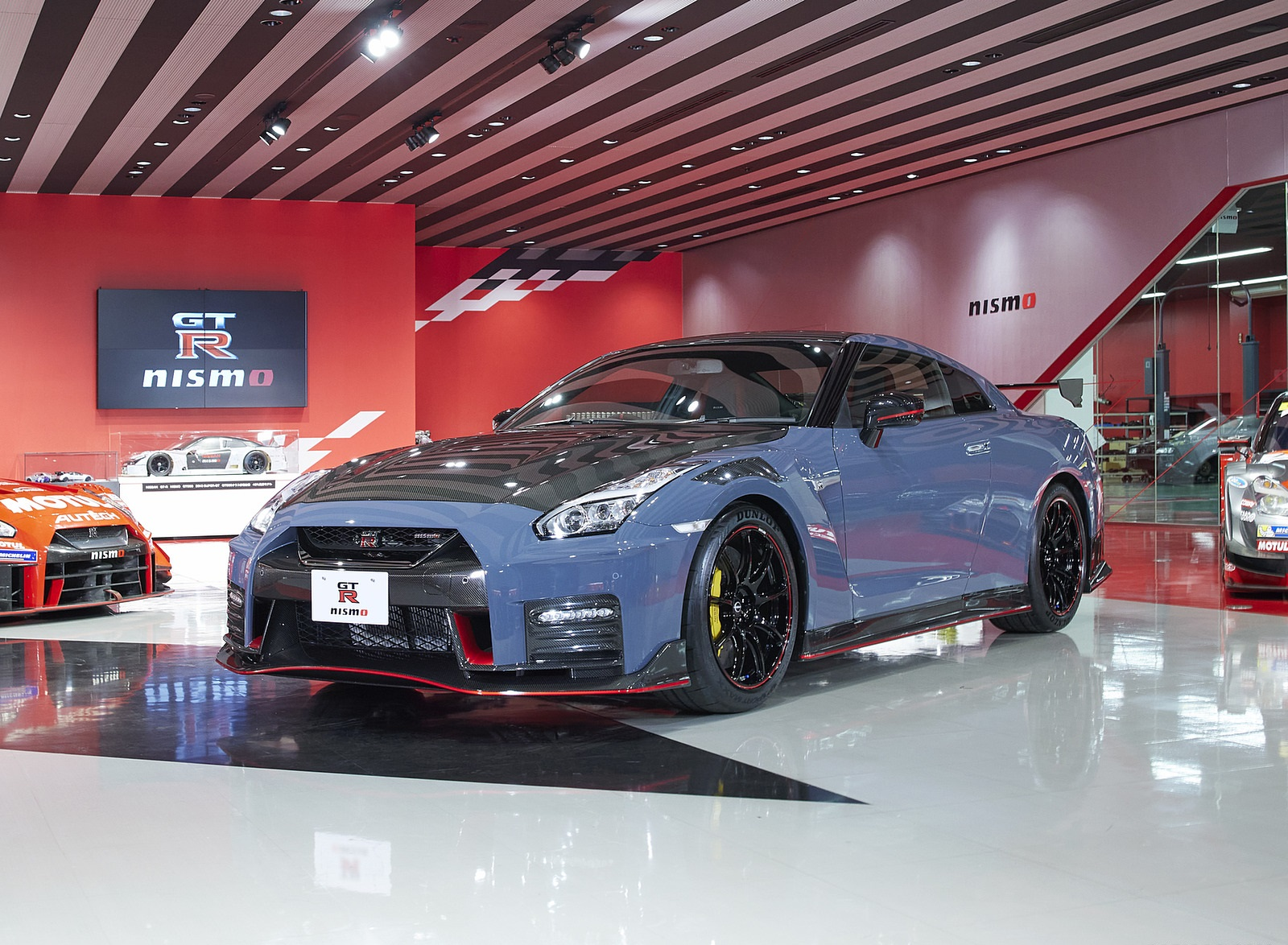 2022 Nissan GT-R NISMO Special Edition Front Three-Quarter Wallpapers (3)