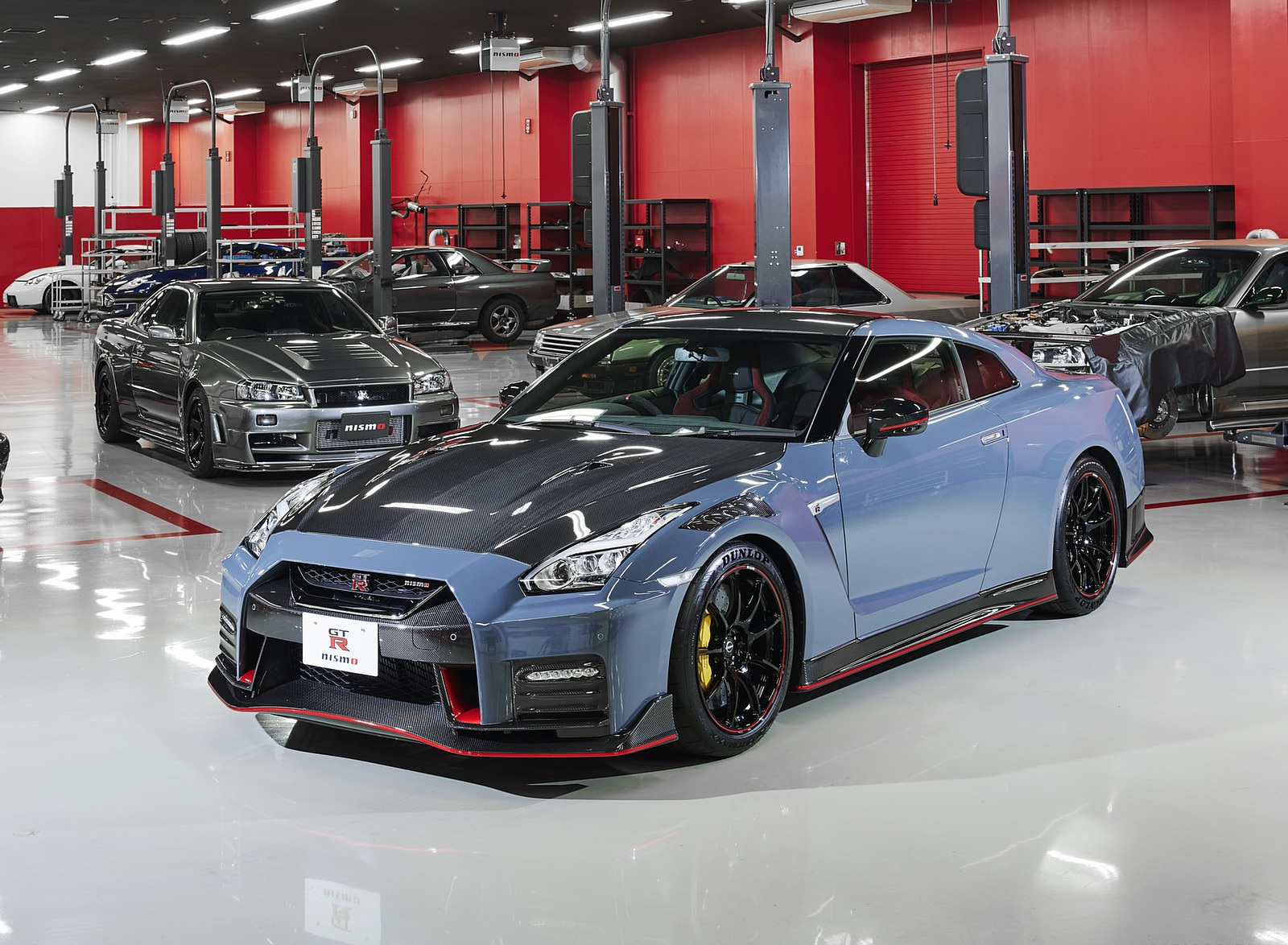 2022 Nissan GT-R NISMO Special Edition Front Three-Quarter Wallpapers (1)