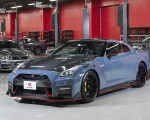 2022 Nissan GT-R NISMO Special Edition Front Three-Quarter Wallpapers 150x120 (2)