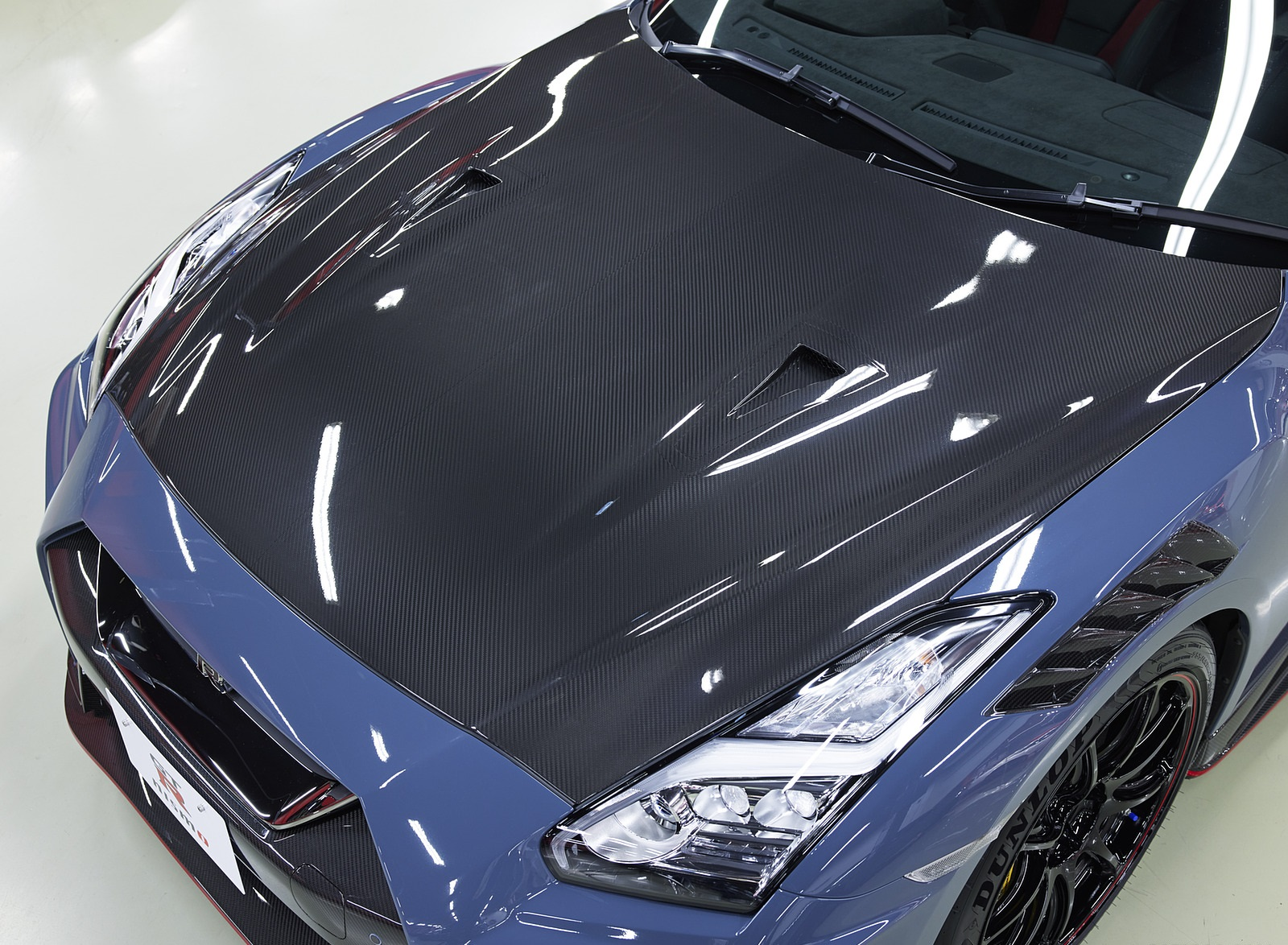 2022 Nissan GT-R NISMO Special Edition Hood Wallpapers (10)
