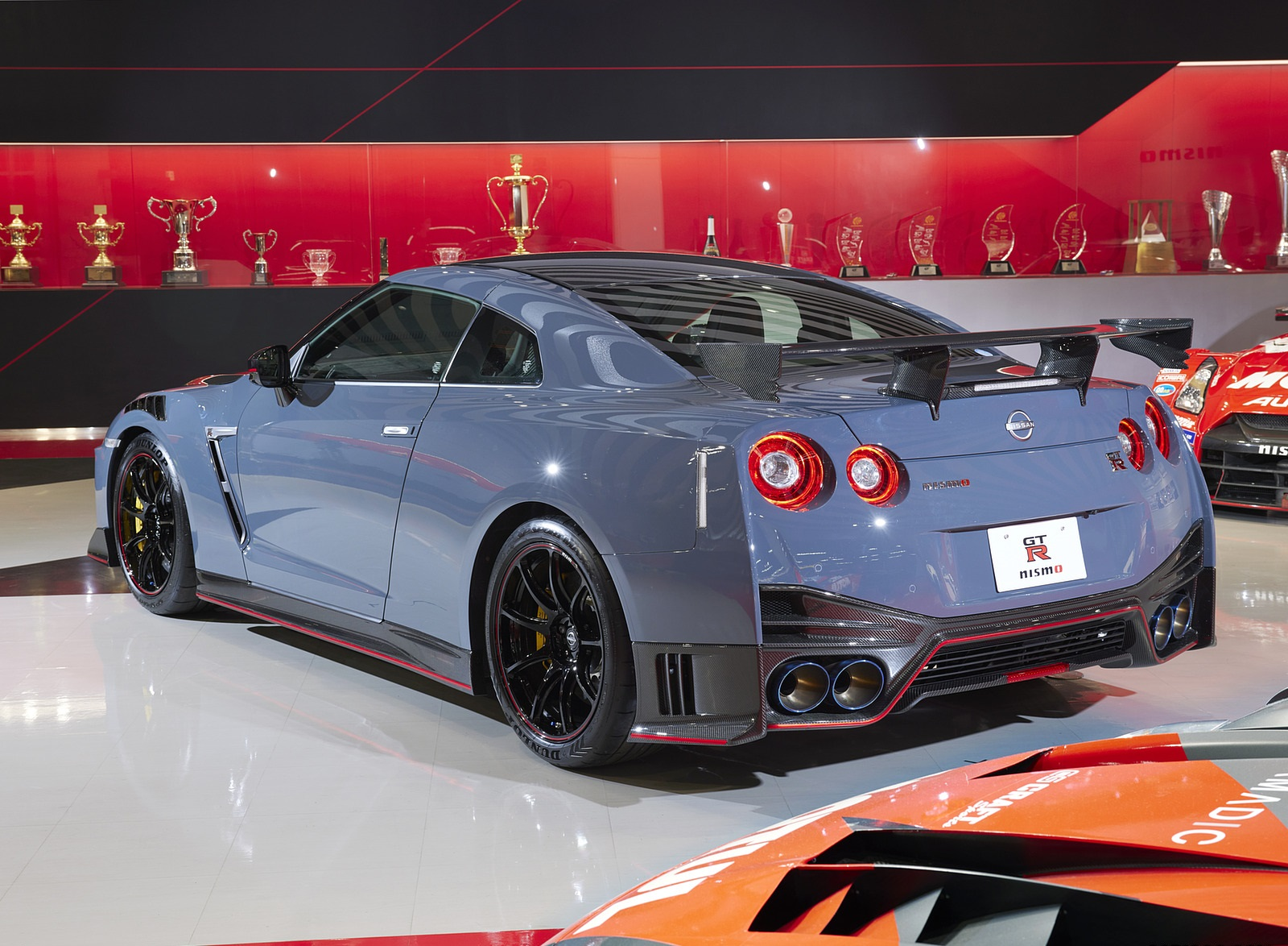 2022 Nissan GT-R NISMO Special Edition Rear Three-Quarter Wallpapers (6)