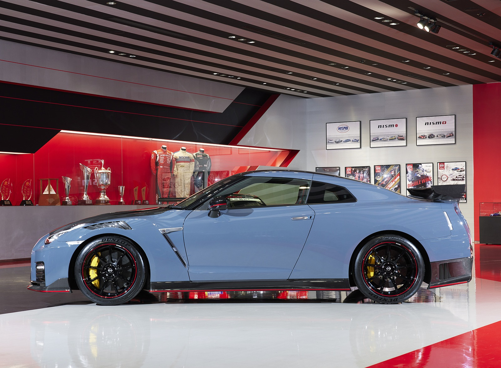 2022 Nissan GT-R NISMO Special Edition Side Wallpapers (8)