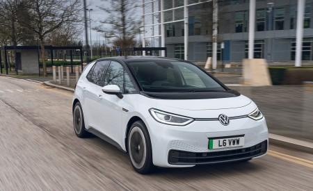 2022 Volkswagen ID.3 Pro (UK-Spec) Wallpapers HD