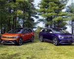 2022 Volkswagen ID.6 (Chinese-Spec) CROZZ and ID.6 X Wallpapers  150x120 (3)