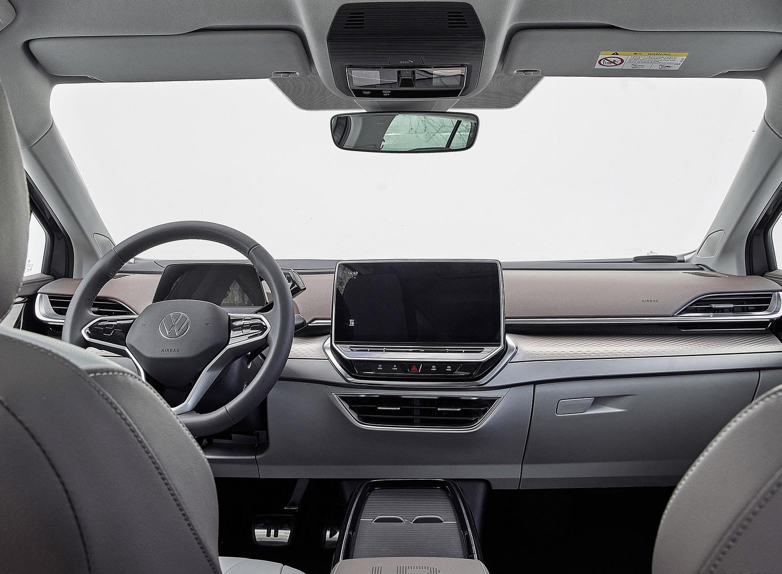2022 Volkswagen ID.6 (Chinese-Spec) Interior Wallpapers (8)