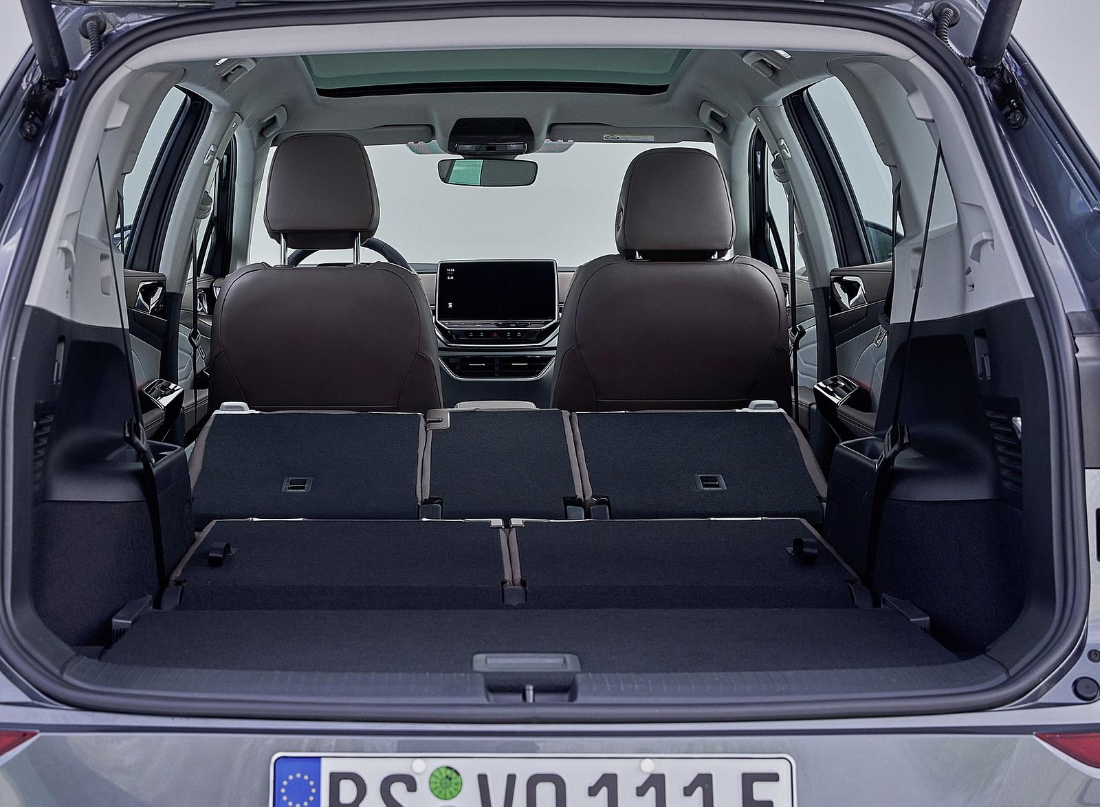 2022 Volkswagen ID.6 (Chinese-Spec) Trunk Wallpapers (10)