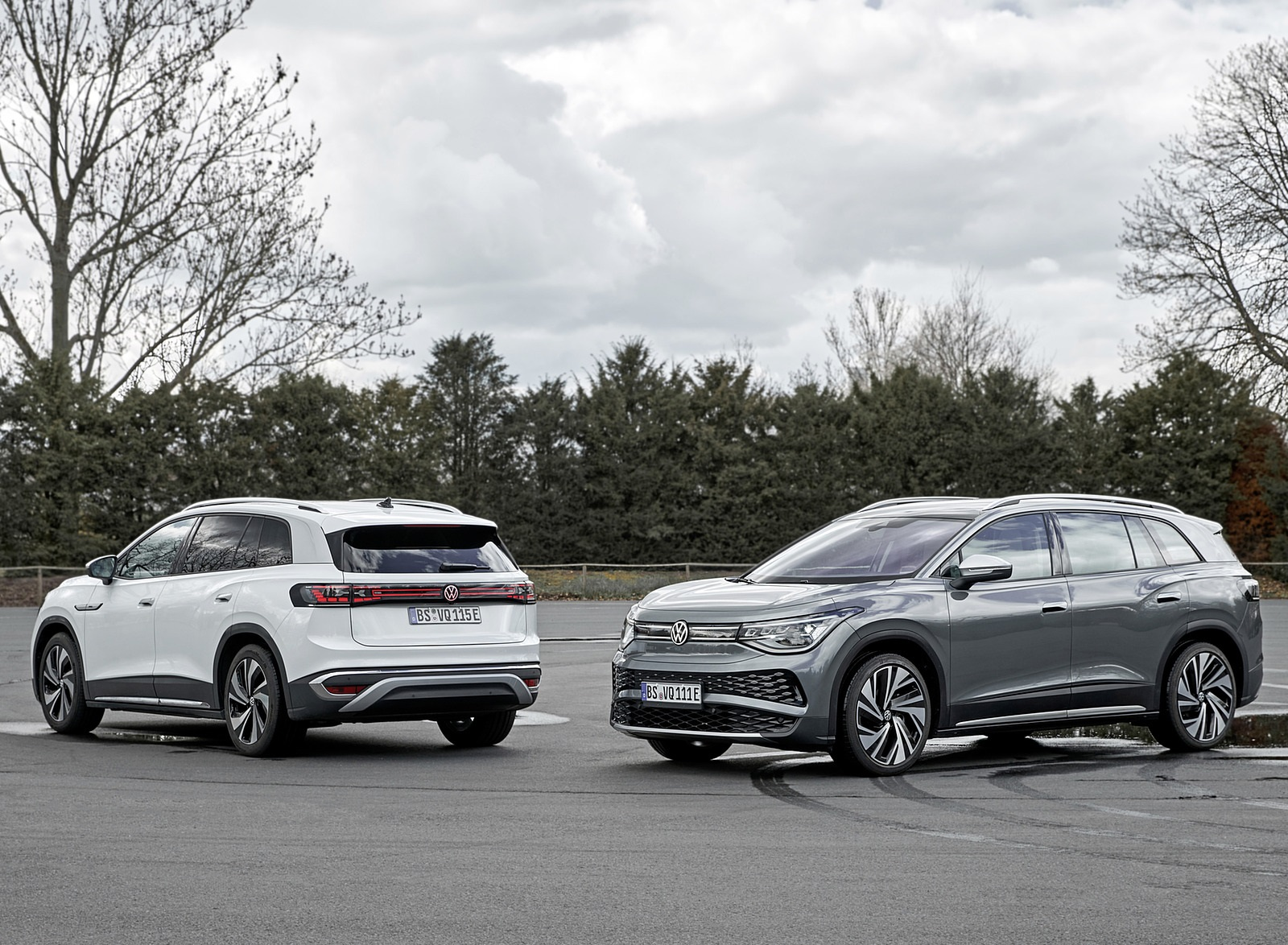2022 Volkswagen ID.6 (Chinese-Spect) Wallpapers (6)