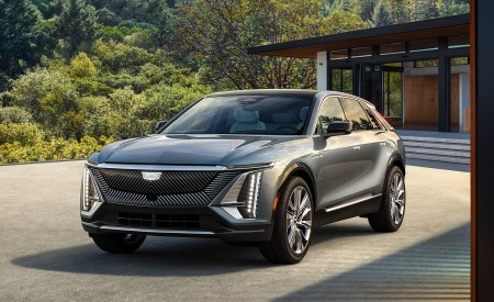 2023 Cadillac LYRIQ Wallpapers HD