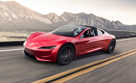 2020 Tesla Roadster Wallpapers HD