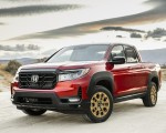 2021 Honda Ridgeline Sport with HPD Package Front Three-Quarter Wallpapers  150x120 (18)