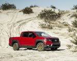 2021 Honda Ridgeline Sport with HPD Package Front Three-Quarter Wallpapers  150x120 (17)