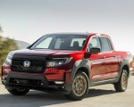 2021 Honda Ridgeline Sport with HPD Package Front Wallpapers 150x120 (15)
